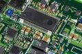 Printed circuit board Stock Images