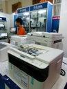Printers Royalty Free Stock Photo