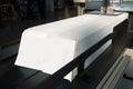 Printing Press - Machine for paper napkins Royalty Free Stock Photo