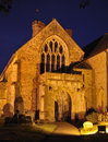 Priory Church Usk Royalty Free Stock Photo