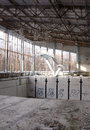 Pripyat Swimming Pool Stock Image