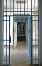 Prison cell Stock Photos