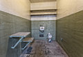Prison Cell at Alcatraz Island Cell Block A Royalty Free Stock Photo