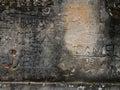 Prison Graffiti, Brazil. Stock Photos