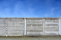 Prison wall Royalty Free Stock Photo