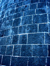 Prison Wall Texture Stock Image