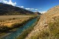 Pristine Valley Royalty Free Stock Photos