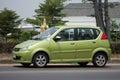 Private car, Naza Sutera