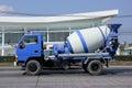 Private Concrete truck