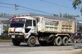 Private Mitsubishi Fuso Dump Truck