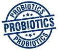 Probiotics stamp