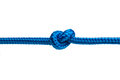 Problem knot Royalty Free Stock Photography