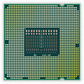 Processor bottom Royalty Free Stock Photo