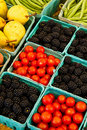 Produce Variety Stock Photography