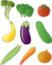 Produce - Vegetables