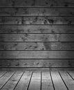 Produkt šablóna šedá drevo