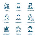 Profession icons || Set III
