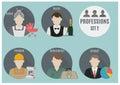 Profession People. Set 2