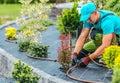 Plants Irrigation System Royalty Free Stock Photo