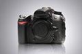 Professional digital photo camera