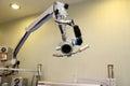 Professional EVO ENT Workstation. Medical light equipment. Royalty Free Stock Photo