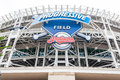 Progressive field in cleveland ohio ballpark Royalty Free Stock Image