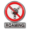 Prohibition for roaming and roaming costs