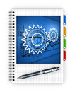 Project as idea business development a concept Stock Photo