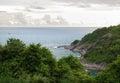 Prom thep cape phuket island thailand landscape of Royalty Free Stock Images