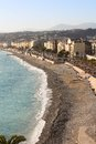 The Promenade at the City of Nice Royalty Free Stock Images