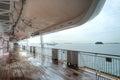Promenade Deck, Super Star Virgo Royalty Free Stock Photo