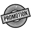 Promotion rubber stamp Royalty Free Stock Photo