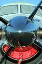 Propeller Close up Stock Photography