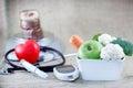 Vlastné a vyvážený na vyhnúť sa cukrovka