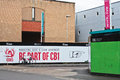 Property development Royalty Free Stock Photo