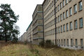 Prora on Rugia island Stock Image