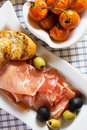 Prosciutto di Parma Stock Photography