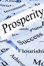 Prosperity Concept Royalty Free Stock Image