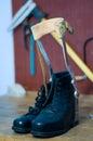 Prosthetics workshop Royalty Free Stock Photo