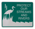 Protect our streams and rivers