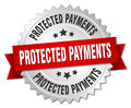 Protected payments badge