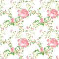 Provance flower seamless pattern backgorund Royalty Free Stock Images