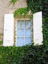 Provencal window Royalty Free Stock Image