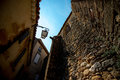 Provence typical city outdoors france Royalty Free Stock Photography