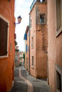 Provence typical city outdoors france Royalty Free Stock Image