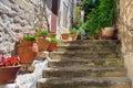 Provence village, France Royalty Free Stock Photo