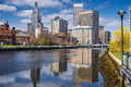 Providence Cityscape Royalty Free Stock Photo