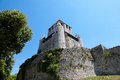 Provins france paris region seine et marne cesar tower in the town of Royalty Free Stock Photo