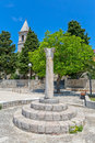 Prvic Luka Croatia Royalty Free Stock Photo