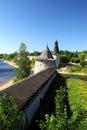 Pskov. The Kremlin. Royalty Free Stock Photo